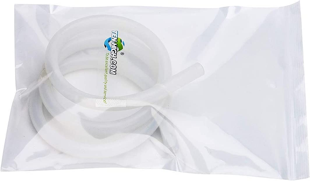 diff/érents diam/ètres et /Épaisseur de paroi Interne et externe Tuyau flexible silicone Tuyau Tube 1/metre//2/metre//5/metre//10/metre//50/metre//100meter. Ten-high Coque en silicone Tube