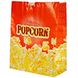 Popcorn 5-Ounce Butter Bags, Large (100 Per Case)