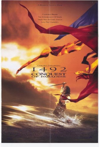 1492: Conquest of Paradise POSTER Movie (27 x 40 Inches - 69cm x 102cm) (1992)