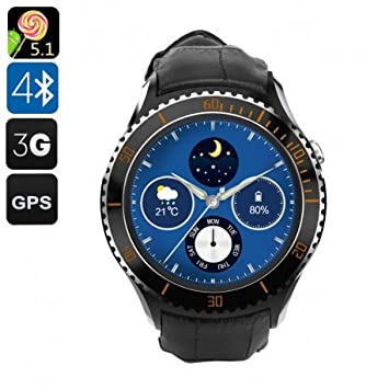IQI I2 Android 5.1 Smart Watch: Amazon.es: Electrónica