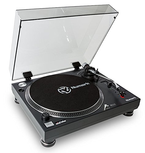 Best Price Numark TT250USB | Professional Direct Drive Turntable with Magnetic Cartridge, Aluminum P...