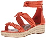 Nine West Women's Allegro Leather Wedge Sandal