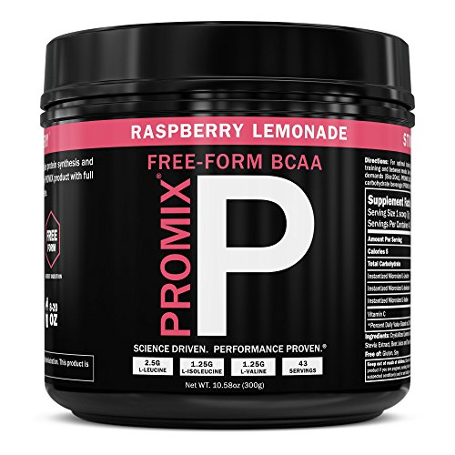BCAA Powder Amino Acid Energy Branched Chain I Vegan Keto Paleo Instantized Essential Fermented I Non GMO Gluten + Soy Free Form Fasting I 100% Pure Performance Promix Women, Raspberry Lemonade Flavor For Sale