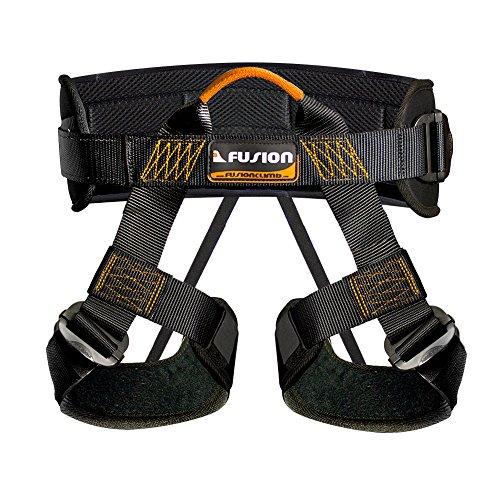 padded climbing harness - 3