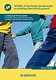ACTIVIDADES DE EDUCACION EN EL TIEMPO LIBRE INFANTIL Y JUVENIL SSCB02