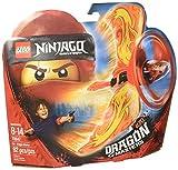 LEGO Ninjago Kai Dragon Master 70647 Action Toy (92 Piece), Multicolor