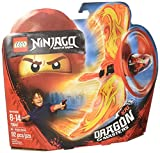 Best LEGO Friend Merchandises - LEGO Ninjago Kai Dragon Master 70647 Action Toy Review