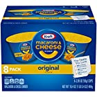 Kraft Easy Mac Original Flavor Macaroni and Cheese Dinner Cups, 2.05 Ounce, Pack of 8