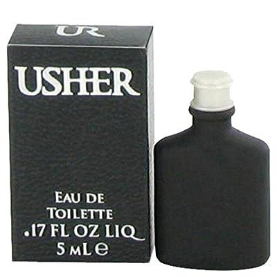 FragranceX Usher Ur 0.17 oz Mini EDT Spray For Men