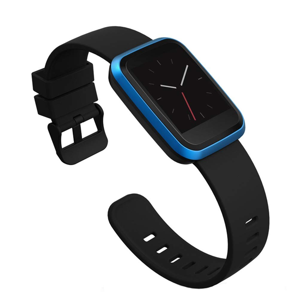 Amazon.com: Smart Watch Men, HR Monitor All-Day Activity ...