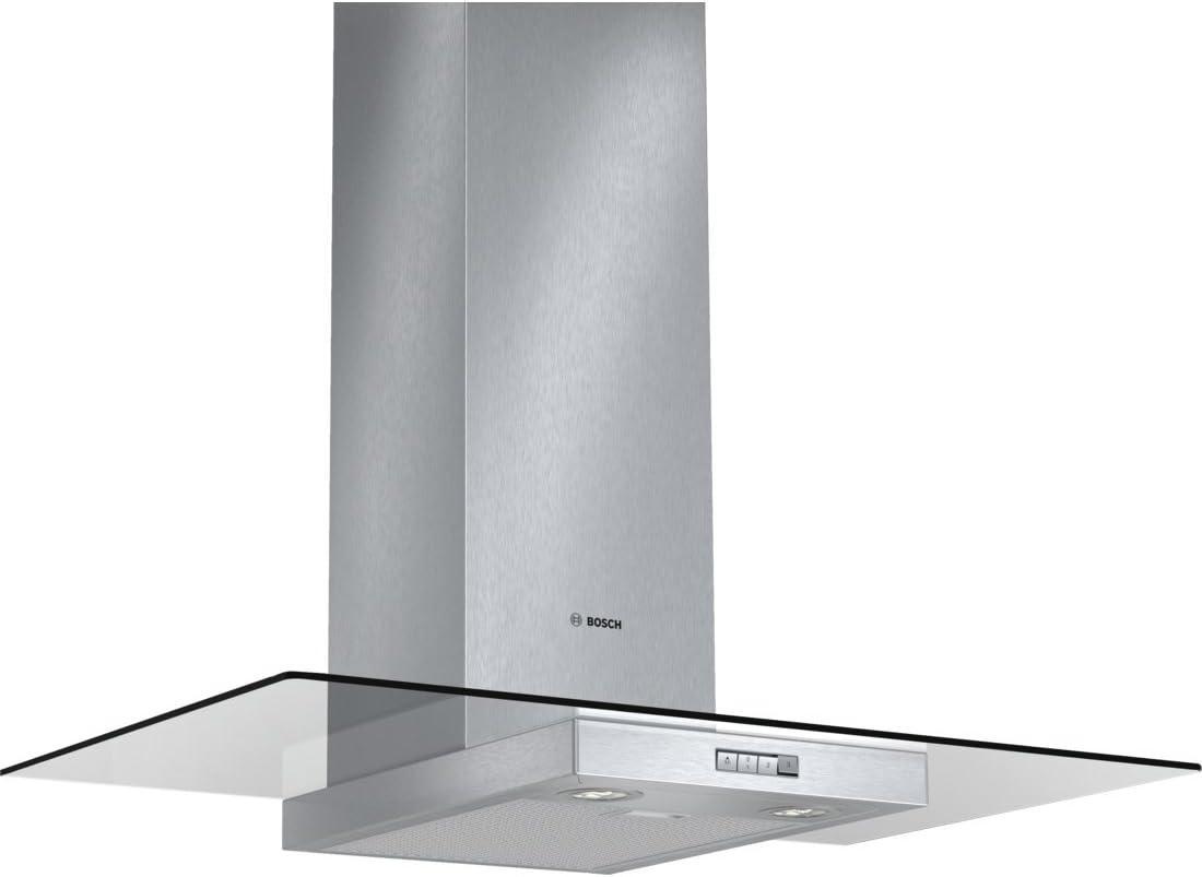 Bosch Serie 2 DWA094W50 - Campana (450 m³/h, Canalizado/Recirculación, D, F, B, 62 dB): Amazon.es: Hogar