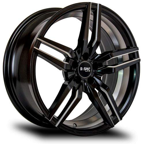 RTX R-Spec Zenith Satin Black Milled/Under Cut Wheel, used for sale  Delivered anywhere in Canada