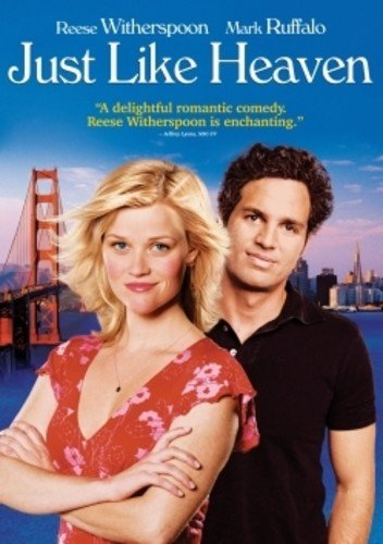 DVD : Just Like Heaven (Widescreen, Dolby, AC-3)
