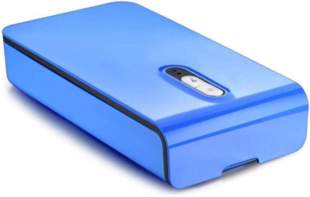sterilizzatore Multifunzione per telefoni cellulari con sterilizzatore UV e Mascherina per spazzolino da Denti per telefoni cellulari Myfei Sterilizzatore per telefoni cellulari