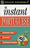 """Instant Portugese (Teach Yourself Languages)"" av Elisabeth Smith"