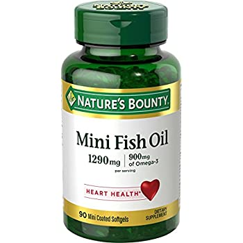 Nature Made Super Omega  Fish Oil Full Strength Softgels