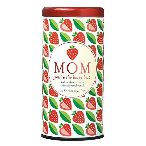 The Republic Of Tea Mom You're The Berry Best Tea, 36 Tea...