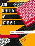 Gale Directory of Databases Vol. 1 : Online Databases, , 0787623016
