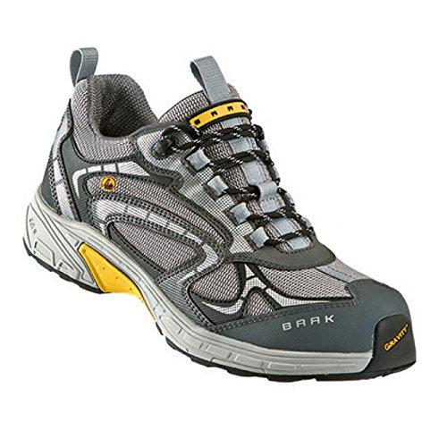BAAK jogi sports exclusive s1P chaussures de sécurité eSD léger gris 7540 bGR191: chaussures adaptées aux semelles orthopédiques, gris, 7540