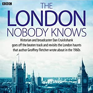 The London Nobody Knows Audiobook