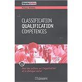 classification, qualification, competences 3e ed.