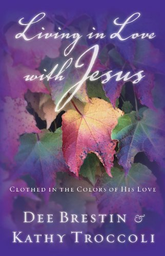 Living In Love With Jesus Clothed In The Colors Of His Love