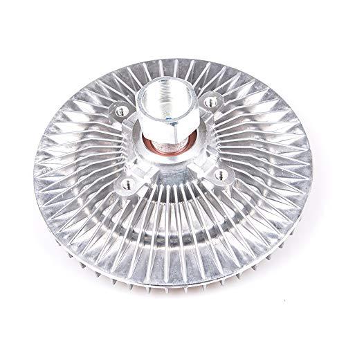 KINCARPRO 2771 Premium Engine Cooling Fan Clutch for Dodge B-SERIES & RAM Jeep Wrangler 2.4L 2.5L 3.9L 4.0L 5.2L 5.9L