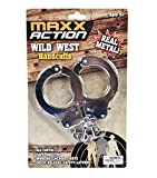 Wild West Deluxe Toy Marshall Cuffs with Key