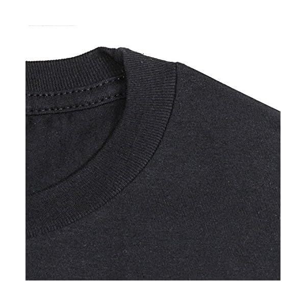 YAO STARS Rainbow Unicorn Printed Cotton Men's Funny Cool T-Shirts Short Sleeve Tops Tee 5