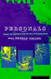 Personals: Dreams and Nightmares from the Lives of 20 Young Writers