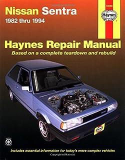 Nissan sentra pulsar and nx 1982 96 chilton total car care nissan sentra 8294 haynes repair manuals sciox Image collections