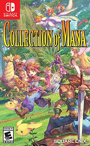 Collection of Mana - Nintendo Switch (Best Gameboy Rpg Games)