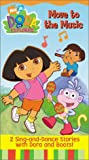 VHS : Dora the Explorer - Move to the Music [VHS]