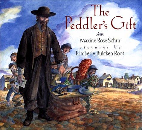 Cover Art for The Peddler's Gift