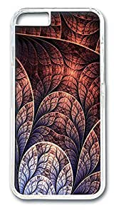 Abstract Leaf Awesome iPhone Executions Case PC Hard Case he Back in Cover for Apple iPhone influence 6 4.7inch...