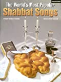 World's Most Popular Shabbat Songs, Vernal Pasternak, E Kalendar, 0933676913