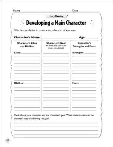 Counting Number worksheets inferring character traits worksheets : Amazon.com: Teaching Literary Elements with Short Stories: Ready ...