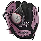 Rawlings Players Series 9-inch Youth Baseball Glove, Right-Hand Throw (PL90PB)