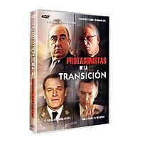 Protagonistas de la transición [DVD]