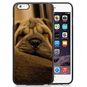 Beautiful Designed Case For iPhone 6 Plus 5.5 Inch Phone Case With Shar Pei Sleeping Phone Case Cover