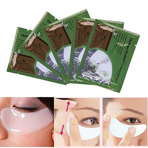 Maschera BOOLAVARD cristallo occhio del collageno, antirughe umidità 15 coppie (30 pezzi)