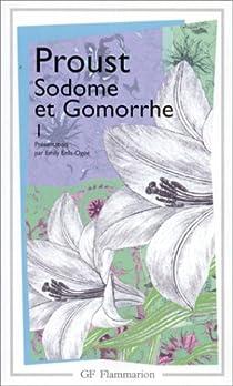 A la recherche du temps perdu, tome 4-1 : Sodome et Gomorrhe  par Proust
