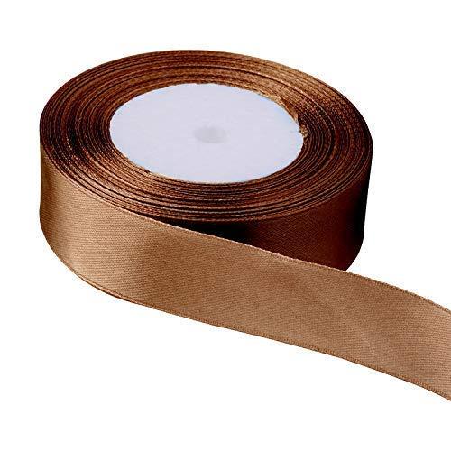 2 metros de doble cara cinta de raso 25 mm Regalos perfectos para solicitar la organización de envoltura de regalo