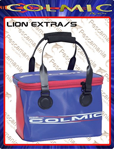 Tasche Colmic PVC Lion S/Small Wasserdicht Red Series 30 x 20 x 22 cm
