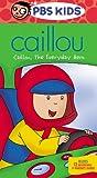 Caillou-Caillou Everyday Hero [VHS]