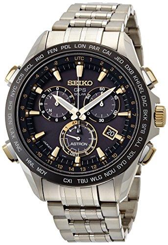 Seiko Calendar Perpetual Titanium (SEIKO ASTRON SBXB007(SSE007))