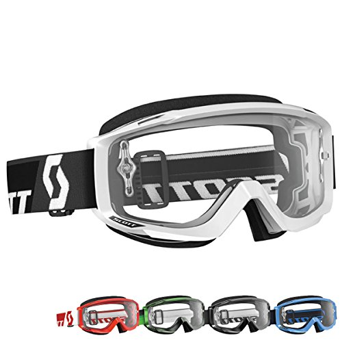 Scott Split OTG Goggles Green product image