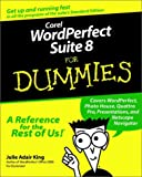Corel WordPerfect Suite 8 for Dummies, Julie Adair King, 0764501879
