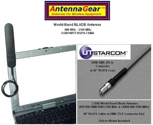 Alltel Cellular Modem (Verizon Wireless UM175, Alltel UM175 USB Modem BLADE ANTENNA - OEM SMK)