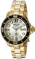 Invicta Women's 19819 Pro Diver Analog Display Swiss Quartz Gold Watch